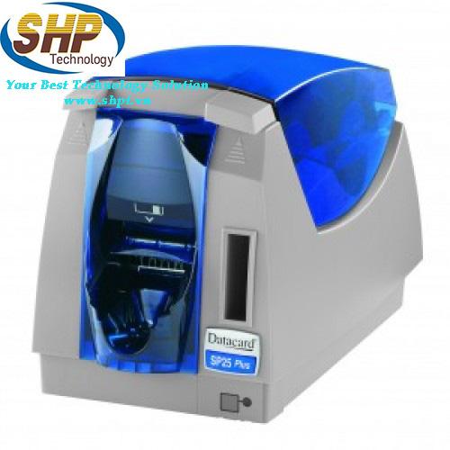 máy in thẻ nhựa Datacard SP25 Plus