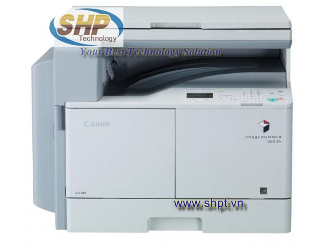 may photocopy Canon iR2002N