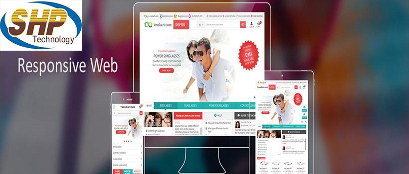 thiết kế web Responsive