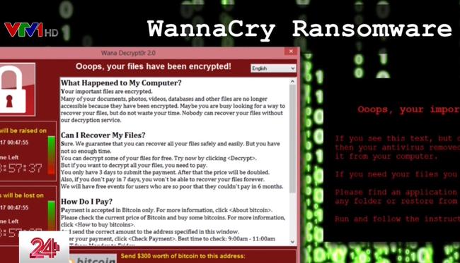 cách chặn virus WannaCry