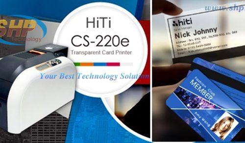 Máy in Hiti CS220e