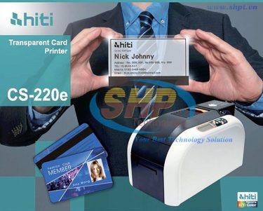 Máy in thẻ Hiti CS220e