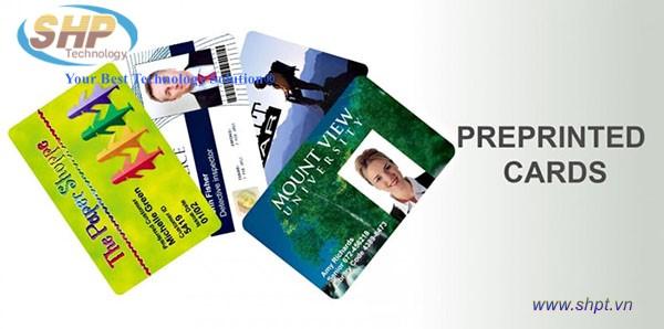 in thẻ khách hàng