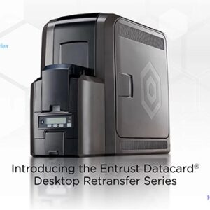 Máy in thẻ nhựa Datacard CR805