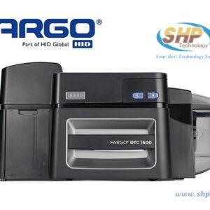 HID FARGO DTC1500 Card Printer