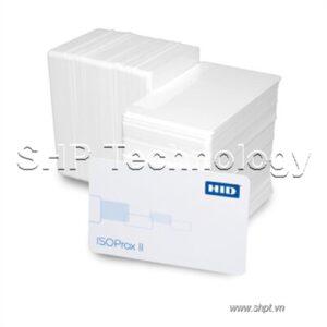 HID Proximity ISOProx II Card